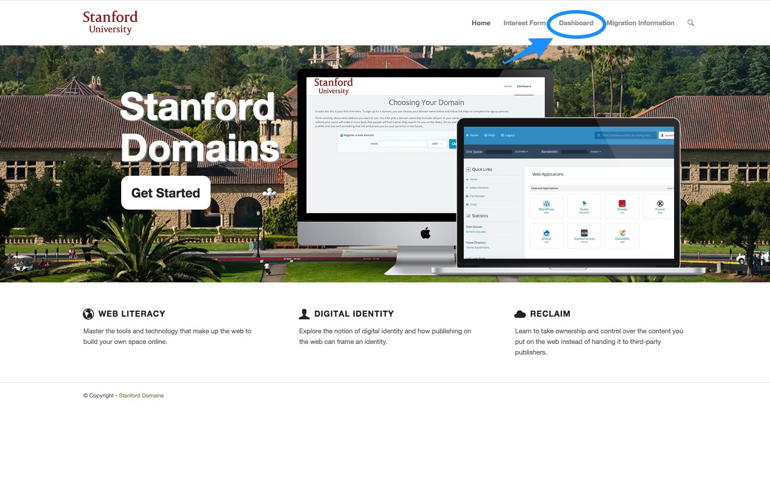 stanford-domains-dashboard